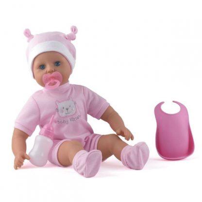 Пупс мягкий Baby boohoo Dolls World 46 см