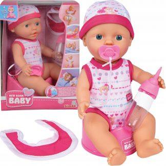 Simba Пупс с аксессуарами New Born Baby 30 см