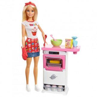 Игровой набор Barbie Барби Пекарь