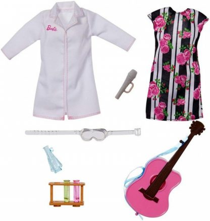 Barbie Surprise Careers with Doll and Accessories Blonde