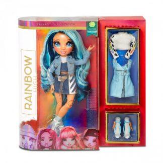 Кукла Rainbow High - Скайлар (с аксессуарами)