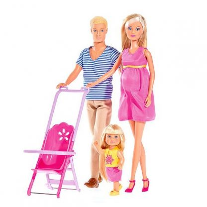 Набор Steffi & Evi Love Штеффи Счастливая семья