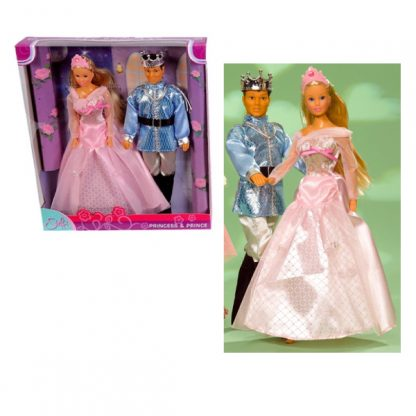 Набор Steffi & Evi Love Штеффи Принцесса и Принц