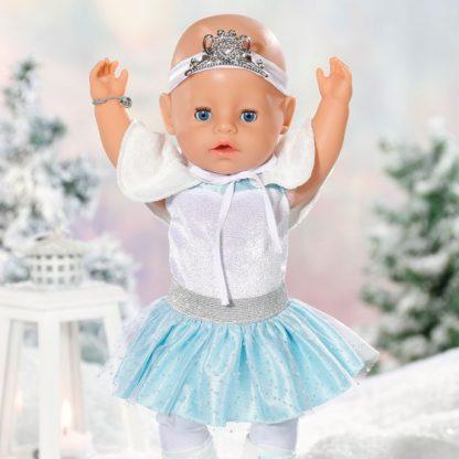 Кукла Baby Born серии Нежные объятия - Балеринка-снежинка