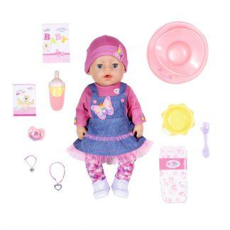 """Кукла Baby Born серии Нежные объятия"""" - Джинсовый Лук"""