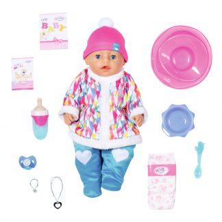 Кукла Baby Born серии Нежные объятия - Зимняя малышка