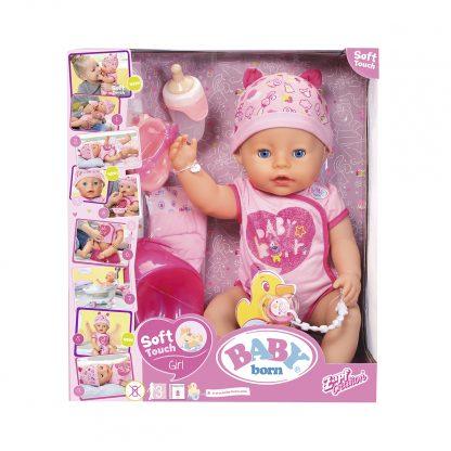 Кукла Baby Born Серии Нежные Объятия - Очаровательная Малышка