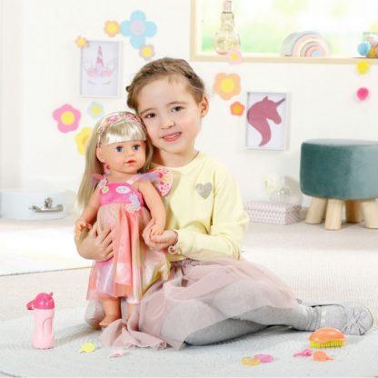 Кукла Baby Born серии Нежные объятия - Сестричка единорог