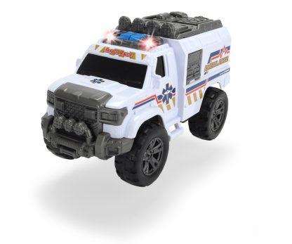 Функциональна Скорая помощь Dickie Toys со звуком и светом 20 см