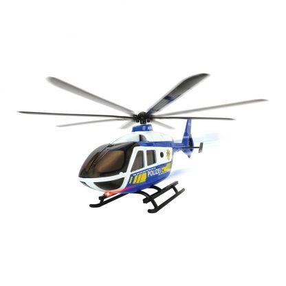 Вертолет Dickie Toys Sos Воздушный патруль со светом и звуком