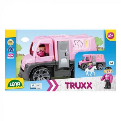 Авто для перевозки лошадей Lena