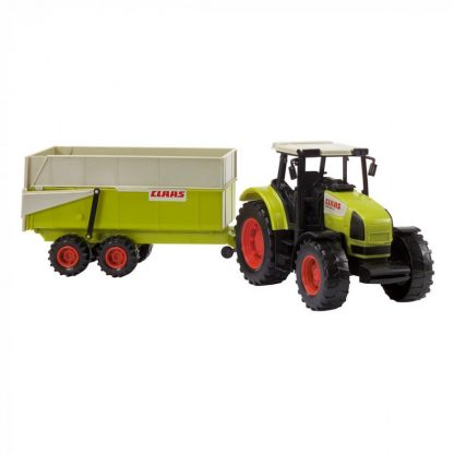 Трактор CLAAS Ares Set с прицепом-самосвалом 57 см
