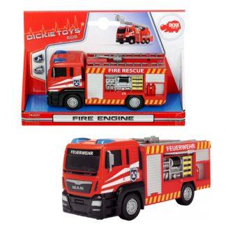 Пожарная машина Dickie Toys Man с подвижными частями 17 см