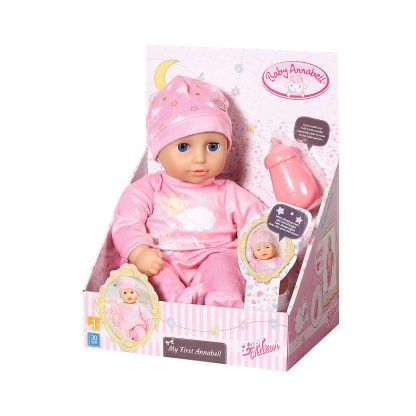 Кукла My First Baby Annabell Моя Малышка Zapf Creation 30 см