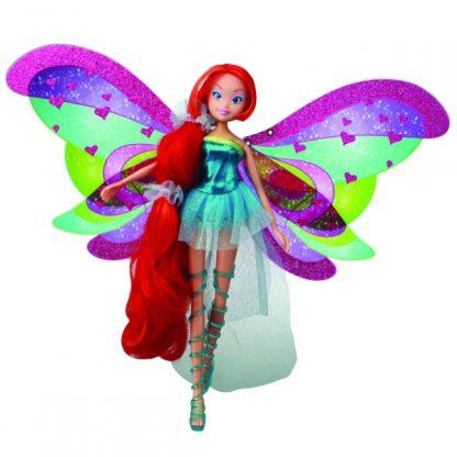 Кукла Winx Bloom Garmonix Power Блум Гармоникс 27 см (Винкс)
