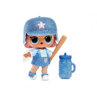 Игровой набор с куклой L.O.L. Surprise! серии All-Star B.B.s - Спортивная команда