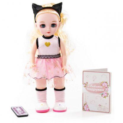 Кукла Арина на вечеринке 37 см в коробке