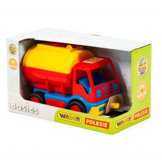Автомобиль-бензовоз Базик Basics Полесье (в коробке)