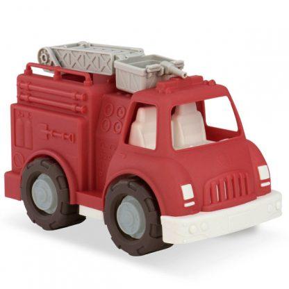 Баттатомобиль - Большая Пожарная Машина Battat Первые машинки