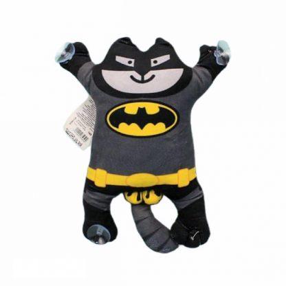 Мягкая игрушка Кот Саймона Бэтмен Simon's Cat (аналог) на присосках 30 см
