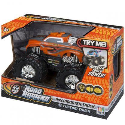 Машинка Монстер трак Road Rippers Custom Truck (Afterburner) 18 см