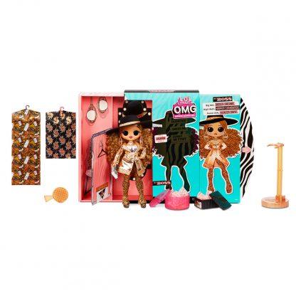 Игровой набор с куклой L.O.L. Surprise! серии O.M.G. S3 – Леди-Босс