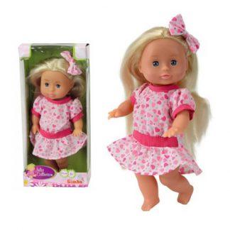 Кукла Джулия в розовом платье 21 см Simba