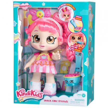 Кукла Kindi Kids Донатина Snack Time Friends