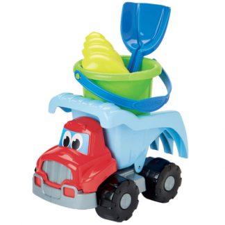 Машина Грузовичок Ecoiffier — Набор Для Игры С Песком и Снегом