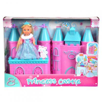 Кукольный набор Steffi & Evi Love Эви Замок Принцессы