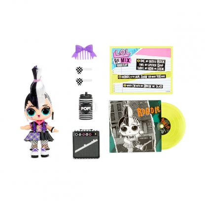 Игровой набор L.O.L SURPRISE! W1 серии Remix Hairflip - Музыкальный сюрприз