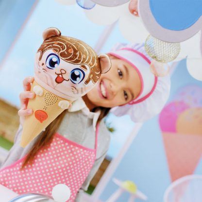 Ароматная игрушка-повторюшка ChatiCreams – Мороженое Куки Джеф