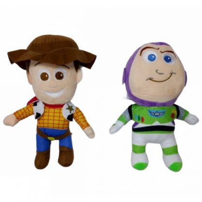 Мягкая игрушка История Игрушек Toy Story Базз Лайтер 20 см