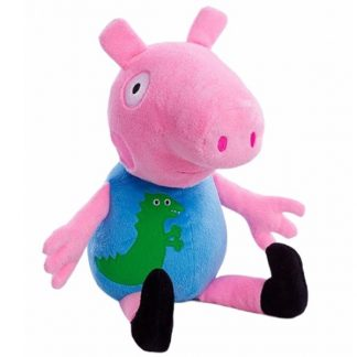 Свинка Пеппа Мягкая игрушка Джордж (аналог) 25 см