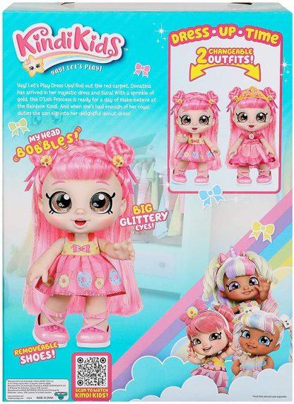 Кукла Kindi Kids Донатина Принцесса Dress Up Friends