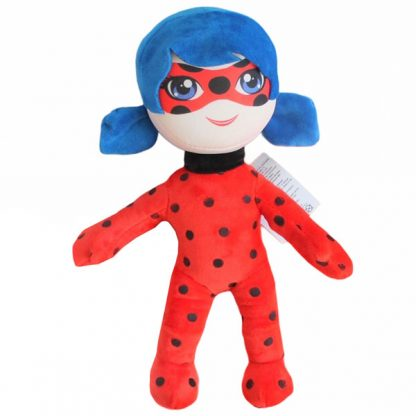 Леди Баг и Супер-Кот Мягкая игрушка Леди Баг (аналог) 32 см
