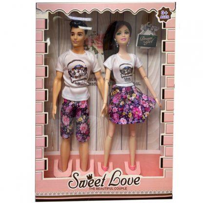 Кукольный набор Sweet Love Семья