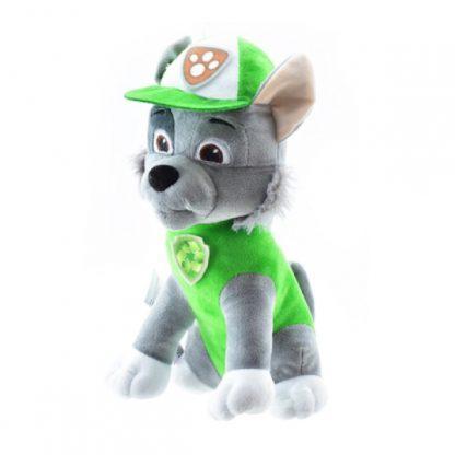 Мягкая игрушка Рокки Щенячий патруль (аналог) 30 см