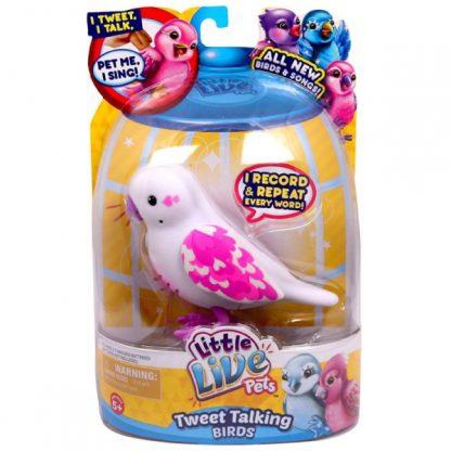 Интерактивная игрушка Little Live Pets Bird Птичка Сердечко