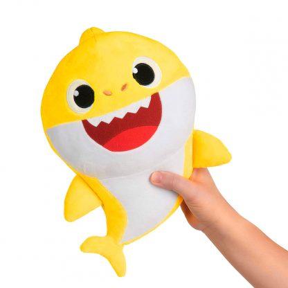 Интерактивная мягкая игрушка BABY SHARK – Малыш Акуленок