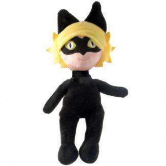 Леди Баг и Супер-Кот Мягкая игрушка Супер-Кот (аналог)