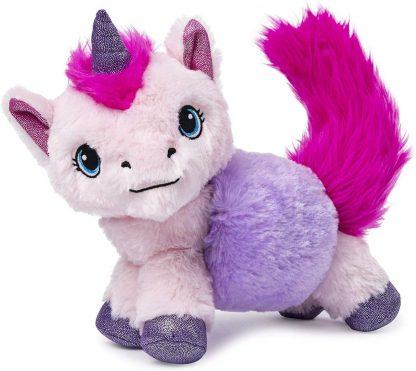 Мягкая игрушка-браслет Плюшевый Единорог Твисти Петс Snowpuff Unicorn TransformingTwisty Petz