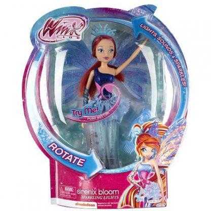 Кукла Winx Сияющие огни Блум (Винкс)