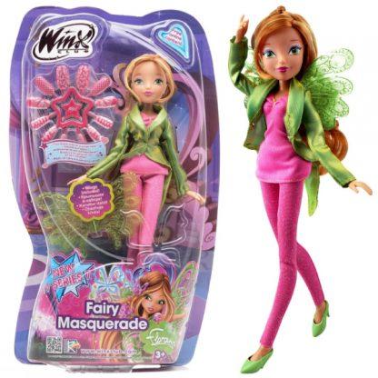 Кукла WinX Маскарад Флора 27 см (Винкс)