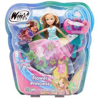 Кукла Winx Цветочная принцесса Флора 27 см (Винкс)