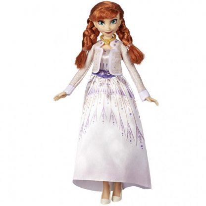 Кукла Hasbro Frozen Холодное сердце 2 Анна с дополнительным нарядом