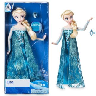Кукла Классическая Disney Princess Эльза Frozen Холодное сердце 2 с кольцом