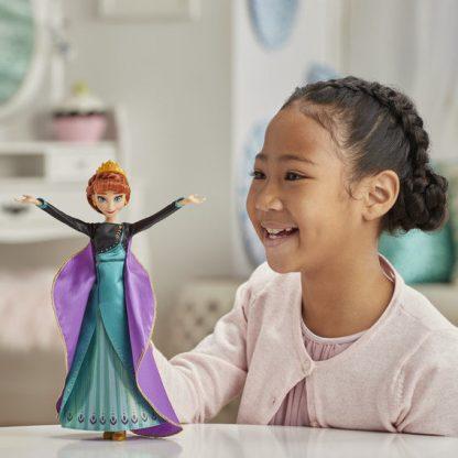 Музыкальная кукла Hasbro Анна Последняя песня - Холодное сердце 2 Frozen