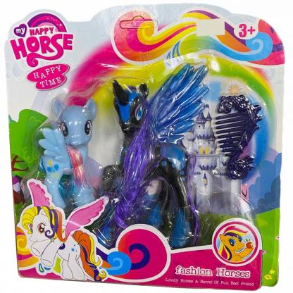 Игровой набор Пони My Happy Horse с аксессуарами (аналог My Little Pony) в ассортименте