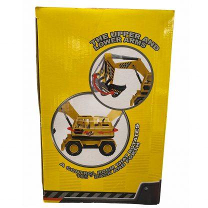 Экскаватор на радиоуправлении Truck Power 29 см